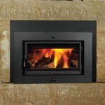 Cannon gas log fire