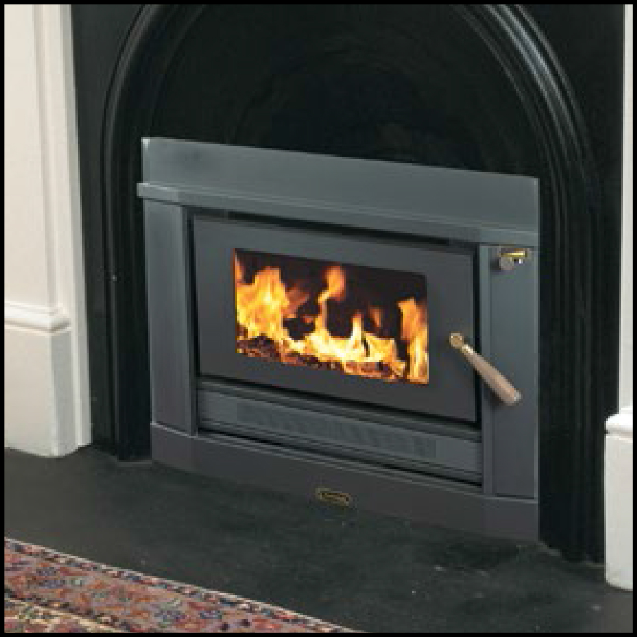 Coonara fireplace how to use